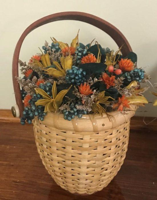 Сухоцветы и аура в квартире