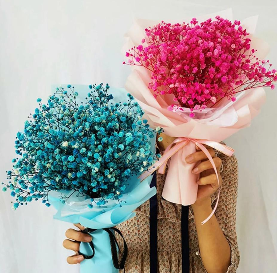 Можно ли дарить букет из сухоцветов
