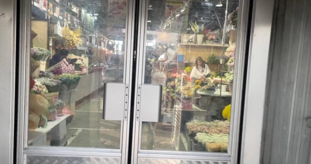 Рижский рынок цветов
